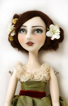 """Joon"" Doll by Christine Alvarado (Du Buh Du Designs), 2010 
