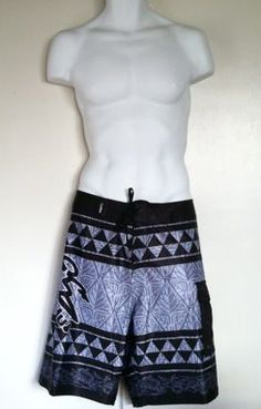 Da Hui Hawaii board shorts