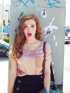 Holland Roden; Lydia is one if my favorite characters.