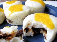 Here's another easy recipe. Add another twist to puto and siopao. Make the popular puto pao.