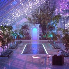 aesthetic rooms purple dream vaporwave neon alternative shared heart app exterior wallpapers imgur ella