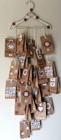 Advent Calendar – Welcome to Ramadan 2019 Christmas Projects, Holiday Crafts, Christmas Holidays, Christmas Ideas, Christmas Tree, Advent Calenders, Diy Advent Calendar, Calendar Ideas, Homemade Christmas Gifts