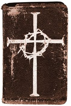 Grunge Cross ~ Art By Billy Frank Alexander