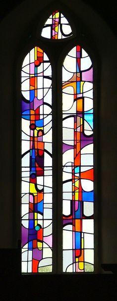 Carlingford- Mullaghbuoy- Church of St. Anne (c.1853)- stained glass window- DSCF0823 | Flickr - 相片分享!♥★♥