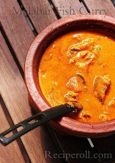 Malabar Fish Curry/Kannur Fish Curry / Pacha Manga Meen Curry ~ Sankeerthanam (Reciperoll.com)|Recipes | Cake Decorations | Cup Cakes |Food ...