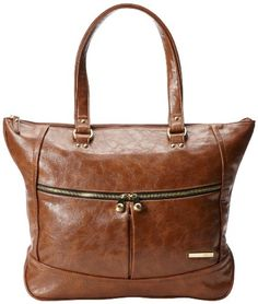 Kenneth Cole Reaction Wooster ST Tote – Solid Travel Tote