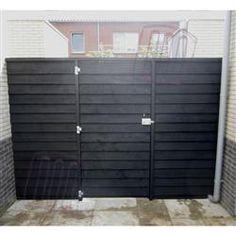 Fijnbezaagde planken van zwart douglashout, 20x200mm. Voor diverse toepassingen in uw tuinoverkapping, tuinafscheiding of tuinhek.