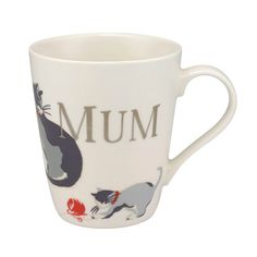 Painted Cats Stanley Mum Mug