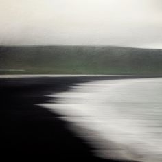 Flux  Black Sand Beach in Vik Iceland by EyePoetryPhotography, $30.00