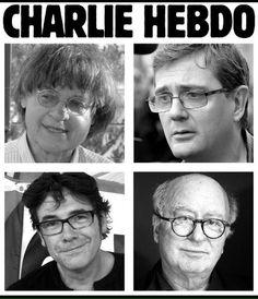 #charliehebdo #jesuischarlie