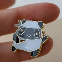 What's the only thing that's better than pandas? Ninja Pandas!
