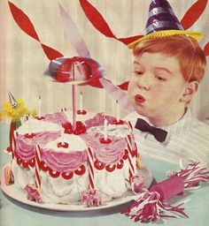If you blow out all the candles on your birthday cake with the first puff you will get your wish.  On the other hand, if it takes more than one breath to blow out all the candles or if the person tells someone what the wish was, it will supposedly not come true.
