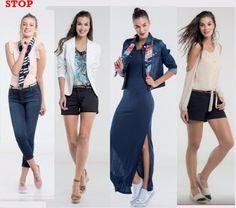 8e6fdd187 Stop Catalogo. Ropa de Moda de Mujer Primavera 2017
