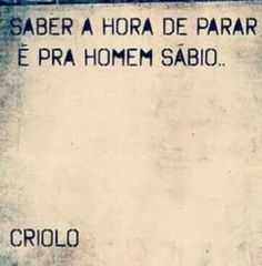 Criolo