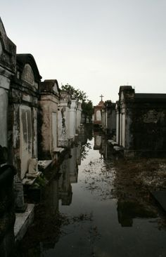 Visit a New Orleans cemetery