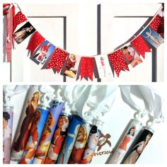 Pin Up Winter Party 3 ft Banner by Oversoul
