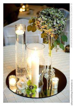 Свадебные аксессуары ручной работы. Ярмарка Мастеров - ручная работа Декоративный элемент на стол для сервировки праздничного стола. Handmade.