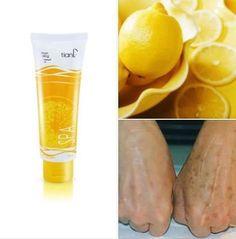 Citronový peeling topka na pigmentové skvrny Pint Glass, Glasses, Tableware, Image, Beauty, Lemon, Eyewear, Eyeglasses, Dinnerware