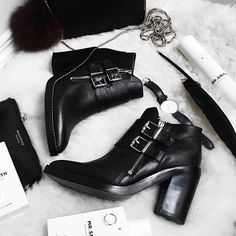 New favs ❤️❤️❤️ rg @brontemac #flatlay #flatlayapp #flatlays www.theflatlay.com Kelsey Simone, Beautiful High Heels, Flat Lay Photography, Flatlay Styling, Black And Brown, Cinderella, Fashion Inspiration, Aesthetics, Instagram