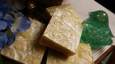 Yellow Gardenia Cold Process Soap ♡♡♡