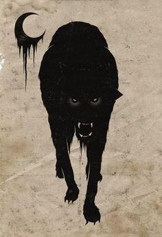 Direwolf~Black Demon