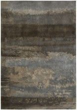 Calvin Klein Luster Wash Slate Rug-Collection Description Luxuriously textured, this collection of handcrafted rugs in New Zealand wool pile