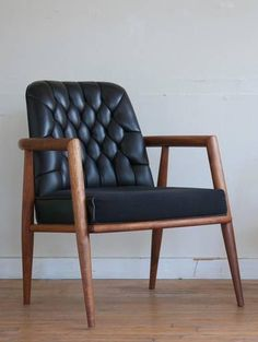 Walnut Armchair | Upholsterly.com