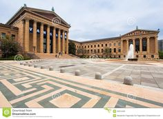 Philadelphia Museum Of Art Royalty Free Stock Photo - Image: 25314455