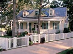 Quite possibly the cutest home ever! Plan 128D-0003   House Plans and More