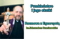 Przekleństwo i jego skutki - Rozmowa z Egzorcystą - gloria.tv Christianity, Catholic, Faith, God, Memes, Quotes, Icons, Watches, Biblia