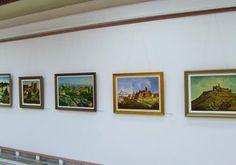 Peisaje in expozitie-autor Albin Stanescu