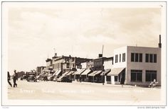 RP: Main Street , South , VALENTINE , Nebraska , 30-40s - Delcampe.com