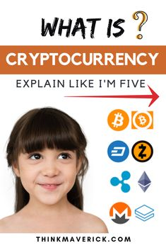What is Cryptocurrency? Explain Like Im Five ThinkMaverick My Personal Journey through Entrepreneurship - Cryptocurrency - Ideas of Cryptocurrency - What is Cryptocurrency? Explain Like Im Five.