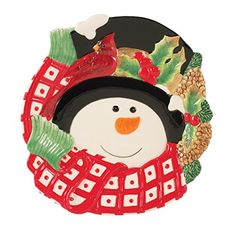 Holly Berry Snowman Collection, Canape Plate, Red/White F... https://www.amazon.com/dp/B013I79W8C/ref=cm_sw_r_pi_dp_vtPAxbGGGS285
