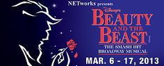 """Treat the """"Belles"""" in your life to Disney's """"Beauty and The Beast"""" live on stage at the Sacramento Community Center Theater, March 6-17, 2013."""
