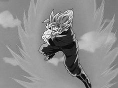 Goku's instant transmission kamehameha