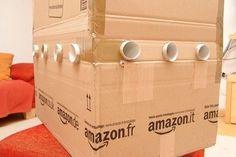 Schnüffelbox Mit ein paar Handgriffen und nur wenig Bastelaufwand wird aus einem großen Karton und ein paar Klopapier-Papprollen ein tolles Hundespiel. Was Sie damit anstellen können: Sie verstecken in einer der Röhren ein Stück Futter. Ihr Hund spürt es auf und zeigt Ihnen an, wo er es gefunden hat. So wird die Schnüffelbox gebastelt Und …