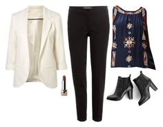 """""""Iris West Inspired Outfit"""" by daniellakresovic ❤ liked on Polyvore featuring Etro, SWEET MANGO and Marc Jacobs"""