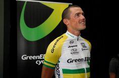 The new Australian Champion.  Photo: © Mark Gunter
