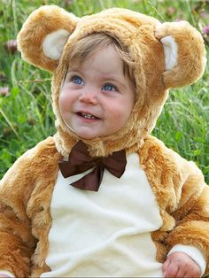 Baby Teddy Bear - Baby and Toddler Costume