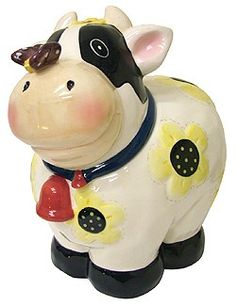 Daisy The Cow Cookie Jar