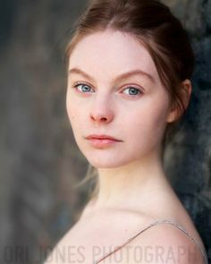 New #headshot of #Outlander star #NellHudson @Outlander_Starz | © 2014 Ori Jones. All rights reserved