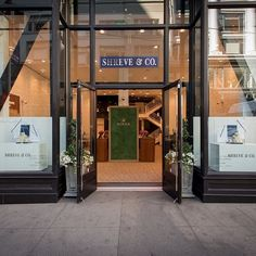 Come visit us at our new location in San Francisco located at 117 Post Street by shreveco