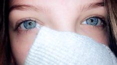Blue eyes ❄️