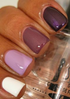 Karine's Vernis Club: Lazy Days Of Summer #2 - Ombre