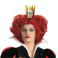 This could also work as a #WinifredSanderson #HocusPocus wig! (if you detached the crown)