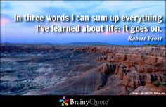 Robert Frost Quotes - BrainyQuote Mobile