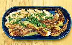 The 5:2 diet: chicken and parmesan fennel recipe - Telegraph