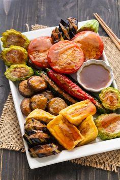 Meat Patty Recipe, Patties Recipe, Asian Pork, Pork Mince, Different Vegetables, Tofu Recipes, Us Foods, Kitchens