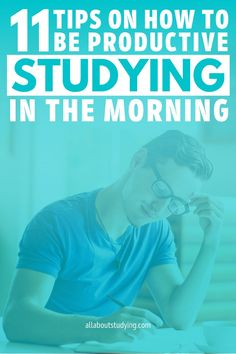 Tips On How To Be Productive Studying In The Morning, study advice before a test or final #studytips #studying #studentlife #studygram #studytime #studynotes #study_time #studymotivation College Notes, College Classes, College Hacks, School Hacks, Exam Study Tips, Study Skills, Study Hacks, Parenting Teens, Parenting Hacks